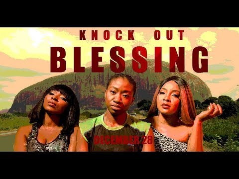 KNOCK OUT BLESSING | FT. ADE LAOYE , LINDA EJIOFOR | NOLLYWOOD MOVIE REVIEW