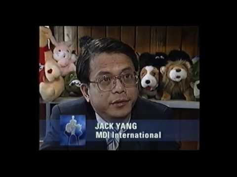 1991 Ethnic Business Awards Finalist – Non Manufacturing Category –  Jack Yang – MDI International