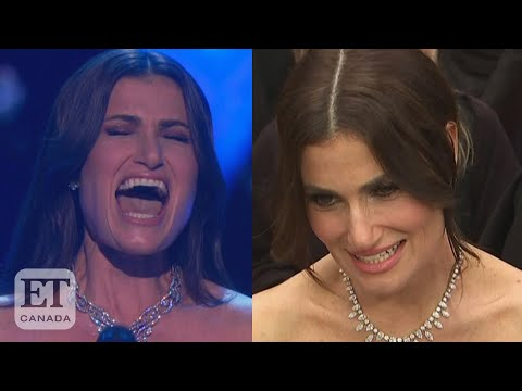 Video Idina Menzel Talks 'Into The Unknown' Oscars Performance download in MP3, 3GP, MP4, WEBM, AVI, FLV January 2017