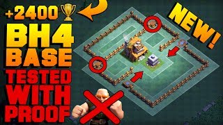 Clash of Clans Builder Base / Best BH4 Base [Anti 2 Star, Anti Giant Builder Hall 4 Base 2017]. Base done after CoC Versus Battle Update with New Troops and Buildings like Crusher, Multi Mortar, Push Trap, Cannon Cart, Double Cannon, Bomber, Old Barbarian Statue, Battle Machine aka New Hero, Gem Mine, Clock Tower etc. Stay tuned for more Clash of Clans animation / defense strategy / base designs / layouts / speed builds / noob trolling bases / defensive replays! :) Can we hit 1000 likes? :3▽ FASTEST WAY TO EARN FREE GEMS: http://cashforap.ps/jaso▽ Instagram: https://www.instagram.com/clashjaso▽ Twitter: https://twitter.com/Clash_Jaso▽ Subscriber count: 144,076----------------------------------------­­---------------------------------------­-­---MY OTHER VIDEOS:CLASH OF CLANS BUILDER BASE BH2 (COC BUILDER BASE)https://www.youtube.com/watch?v=Y5CxJRMlS30&tCLASH OF CLANS BUILDER BASE BH3 (BUILDER HALL 3 BASE)https://www.youtube.com/watch?v=hQHfDlg7P2s&tCLASH OF CLANS BH4 ANTI 1 STAR (COC UPDATE)https://www.youtube.com/watch?v=MkorBcgmMl0&tCLASH OF CLANS BUILDER BASE BH4 (BUILDER HALL 4 BASE)https://www.youtube.com/watch?v=dv-ZemdMRro----------------------------------------­­---------------------------------------­-­---Intro track: Kevin MacLeod ~ Run AmokSongs used: 1) JJD - Future [NCS Release]2) LFZ - Echoes [NCS Release]3) Desmeon - On That Day (feat. ElDiablo, Flint & Zadik) [NCS Release]Provided by NCS https://www.youtube.com/user/NoCopyrightSoundsJJD• https://soundcloud.com/jjdofficial• https://www.facebook.com/jjdofficial• https://www.youtube.com/user/JJDofficialLFZ• https://soundcloud.com/lfzmusic• https://twitter.com/imLFZ• https://www.facebook.com/lfzmedia• https://www.youtube.com/channel/UCgcsAlOJLY3rBdrj2tY7eLQDesmeon• http://facebook.com/iamdesmeon• https://soundcloud.com/desmeon• http://twitter.com/iamdesmeonFlint & Zadik• http://twitter.com/flintnzadik----------------------------------------­­---------------------------------------­-­---SUBSCRIBE TO MY CHANNEL IF YOU ENJOYED THE VIDEO: https://www.youtube.com/c/Jaso505Cheers!