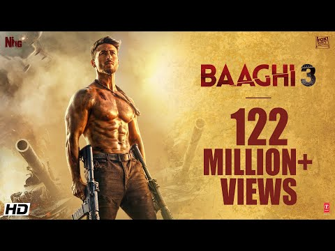 Baaghi 3 | Official Trailer | Tiger Shroff |Shraddha|Riteish|Sajid Nadiadwala|Ahmed Khan| 6th MARCH
