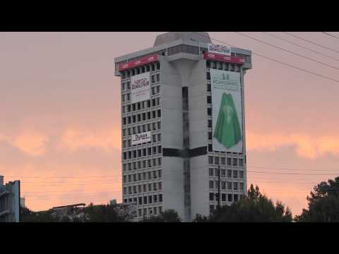 Nersha Building Implosion In Us | Great Video
