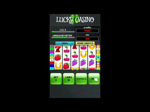 Video of Lucky Casino - Slot Machine