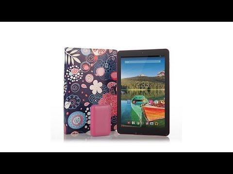Envizen 10.1 16GB Android Tablet+TMobile Data for Life