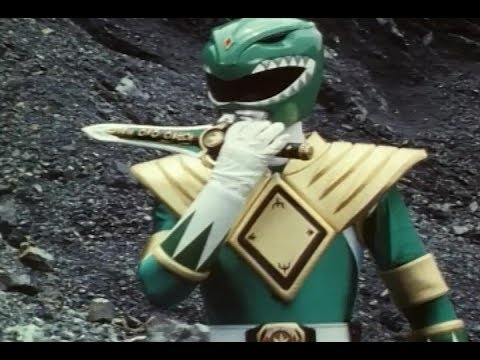 Mighty Morphin Power Rangers - Green with Evil Episodes | Green Ranger | Power Rangers Official