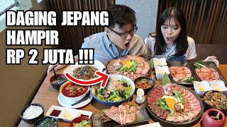 Video HABIS RP 2 JUTA MAKAN DAGING KOBE BEEF JEPANG !!! MP3, 3GP, MP4, WEBM, AVI, FLV Maret 2019