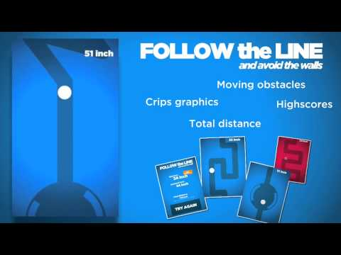 Video of Follow the Line - Line Runner