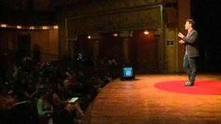I would have, you never asked. | Larry Smith | TEDxColumbusWomen
