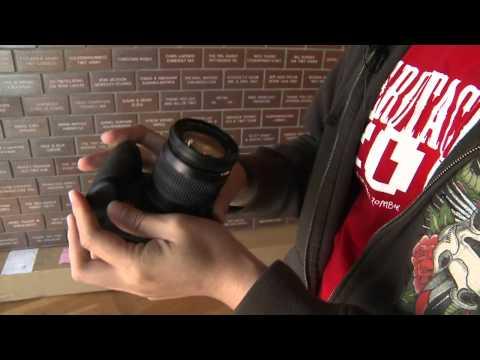 Fujifilm HS 25 EXR review