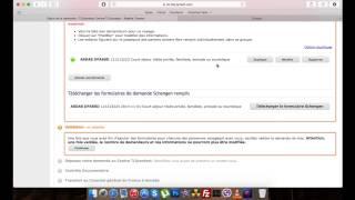 عمل موعد جماعي لطلب فيزا فرنسا TLScontact