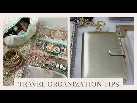What's In My Carry On Bag | Travel Tips, Essentials & Organization