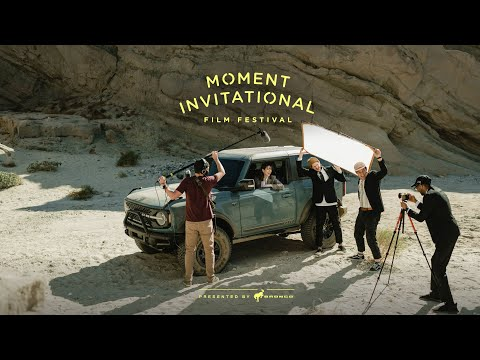 The Moment Invitational Film Festival Is Back - WIN $150,000!