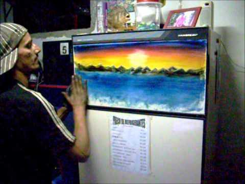 Pintura com Tinta a Óleo