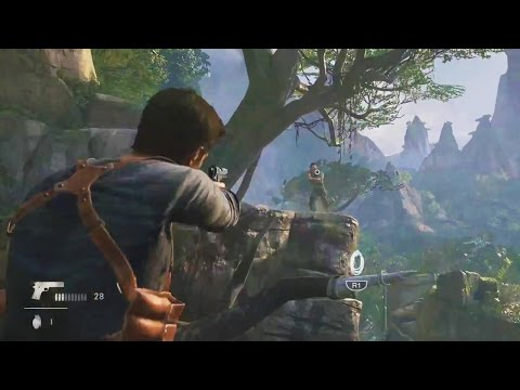 uncharted - Uncharted 4 Gameplay - Uncharted 4 Trailer - Uncharted 4 A Thief's End Gameplay - Uncharted 4 Playstation Experience Demo - Uncharted 4 Full Demo - Uncharted...