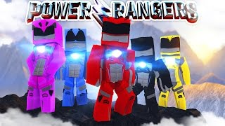Video THE POWER RANGERS MOVIE - Minecraft Adventure MP3, 3GP, MP4, WEBM, AVI, FLV Desember 2018