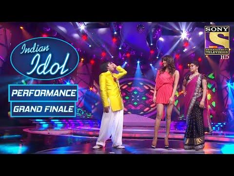 Amit, Sunidhi और Priyanka ने मचाया Stage पे धमाल! | Indian Idol Season 6 | Grand Finale