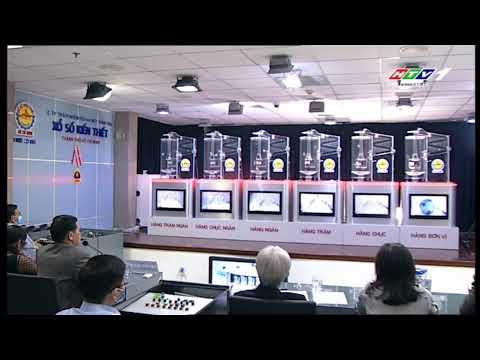 Xổ số kiến thiết TP.HCM || HTV1 || 20/03/2021