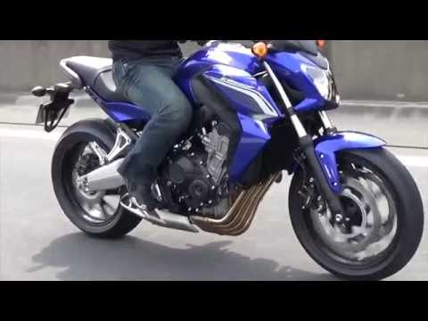 2014 Honda CB650F CBR650F Road Test WEB Mr. Bike