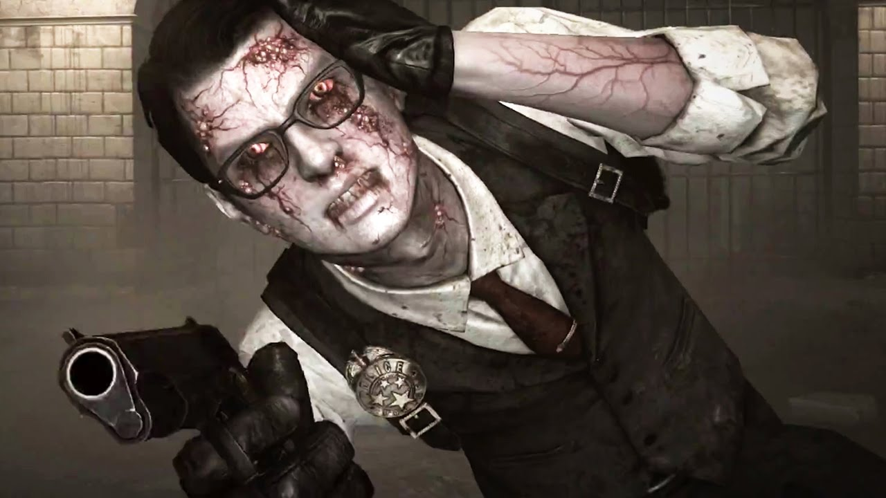 THE EVIL WITHIN – The Executioner Gameplay Trailer #VideoJuegos #Consolas