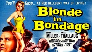 Download Video BLONDE IN BONDAGE // Mark Miller, Lars Ekborg // Full Movie // English // HD // 720p MP3 3GP MP4