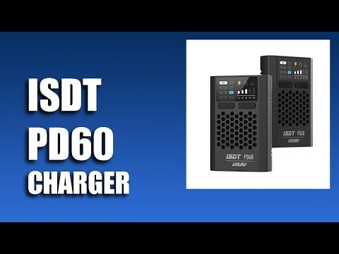 ISDT URUAV PD60 charger видео