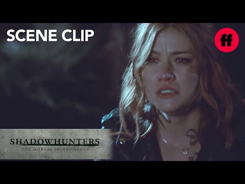 Shadowhunters | Season 2, Episode 20: Clary Kills Valentine | Freeform