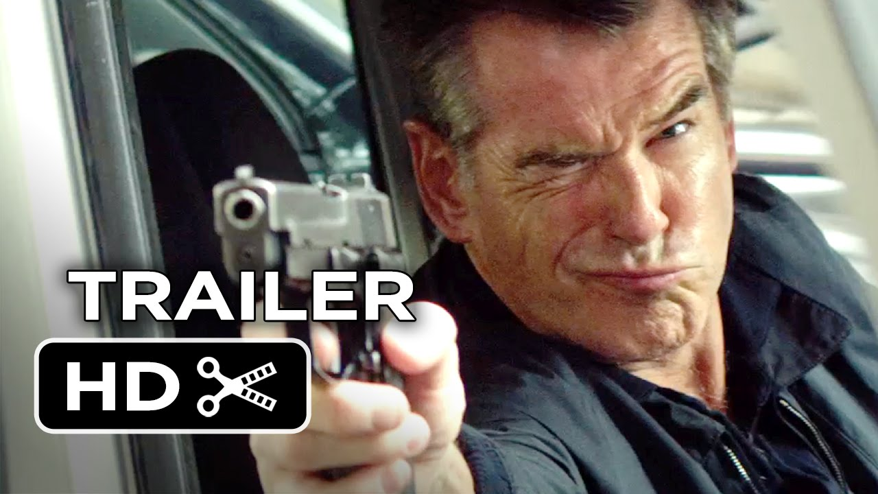 MOVIES: The November Man - Official Trailer feat Pierce Brosnan