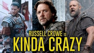 Russell Crowe is Kinda Crazy by JoBlo Movie Trailers