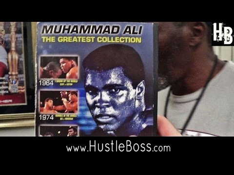 Roger Mayweather on what Muhammad Ali told him when he was training his daughter Laila