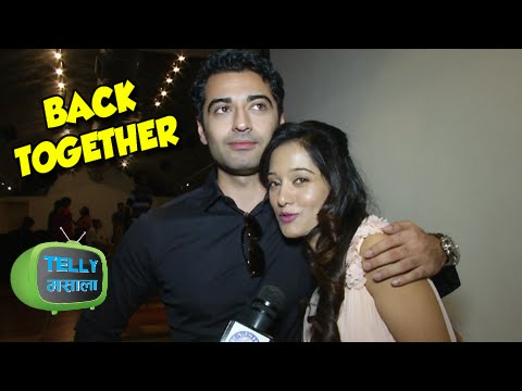 Zain and Aliya Of Beinteha aka Harshad and Preetik