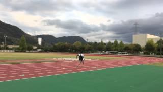 冬季練習中のスプリントトレーニング 〜ピッチ編〜