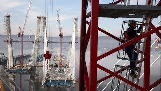 http://www.NewNYBridge.com The Governor Mario M. Cuomo Bridge will stand as an iconic landmark for generations to come ...