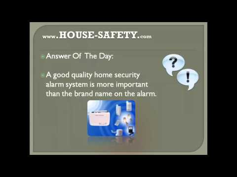 BEST ALARM SYSTEM #11 What is the best home security system?