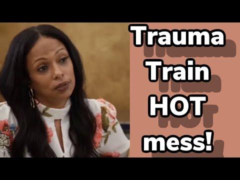 Iyanla Fix My Life| Season 7|Episode 8| All Aboard the Trauma Train