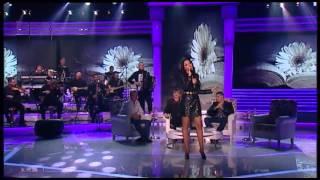 Aleksandra Prijovic - Svako Trazi Novu Ljubav - HH - (TV Grand 19.01.2015.)