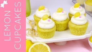 🎀RECIPE: http://www.lindsayannbakes.com/2017/05/video-lemon-cream-cupcakes.html🎀ALL-NEW VIDEOS: http://bit.ly/LindsayAnnBakesYouTube♡Sweet lemon cupcakes, bursting with bright tangy lemon flavor and topped with a smooth lemon cream cheese frosting! These cupcakes are perfect for any spring or summer occasion. They have just the right amount of sweet, buttery vanilla flavor and zesty lemon tang. The cupcakes are ultra soft, light and moist with the most amazing, creamy frosting on top!Have a video request that you would like to see? Let me know! Connect with me @LindsayAnnBakes to say hi & tag YOUR creations with #LindsayAnnBakes 🎀 FACEBOOK - lets be friends!http://www.facebook.com/LindsayAnnBakes🎀 INSTAGRAM - more behind the scenes!http://instagram.com/LindsayAnnBakes🎀 TWITTER - come tweet with me!http://twitter.com/LindsayAnnBakes🎀 PINTEREST - sweet inspiration!http://pinterest.com/LindsayAnnBakes🎀 BLOG - check out more of my recipes!http://www.LindsayAnnBakes.com🎀 FOLLOW ALONG - subscribe to get recipes in your email!http://bit.ly/LindsayAnnBakesEmailRecipes🎀 EMAIL - drop me a line!LindsayAnn@LindsayAnnBakes.com