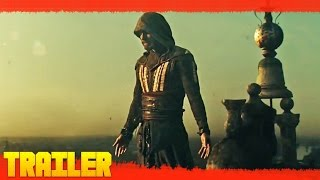 Nonton Assassin's Creed (2016) Primer Tráiler Oficial Español Film Subtitle Indonesia Streaming Movie Download