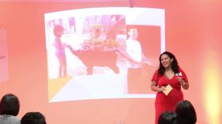 Den e prome TEDx Talk na Papiamento, Nathalie Maduro, directora di SantaRosa, ta elabora riba e necesidad di un sector di...