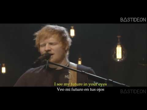 Video Ed Sheeran - Perfect (Sub Español + Lyrics) download in MP3, 3GP, MP4, WEBM, AVI, FLV January 2017