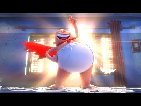 Captain Underpants: The First Epic Movie Captain Underpants: The First Epic Movie (Featurette 'Behind the Voices')