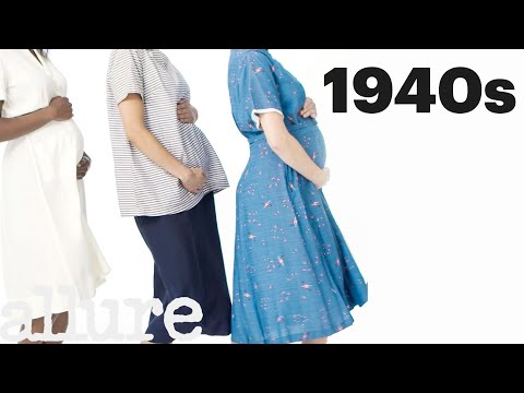 100 Years of Pregnancy | Allure