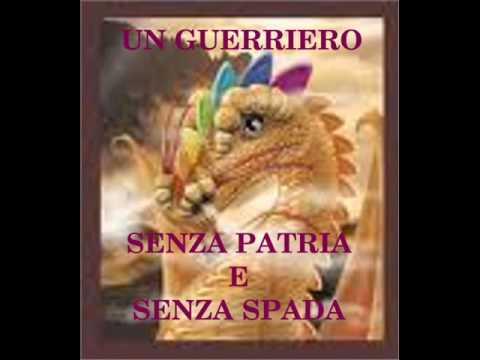 """, title : 'Pierangelo Bertoli  """"A muso duro""""'"""