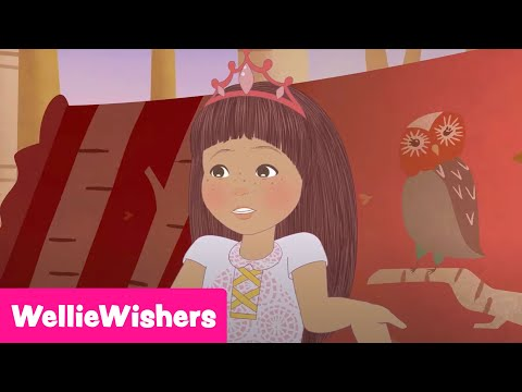 Camping Catastrophe | Animated Series Season 2 Full Episode 9 | @American Girl WellieWishers