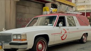 Ghostbusters - The Ecto 1   official featurette (2016) by Movie Maniacs