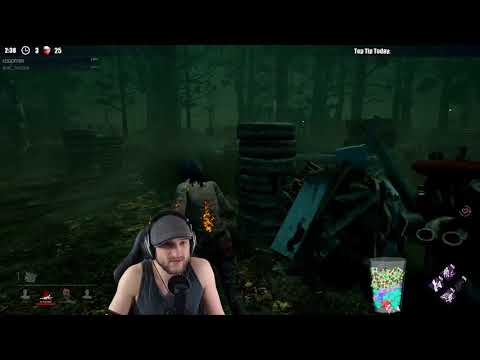 Dead by Daylight NEW DLC WITH...SURVIVOR! - WHYS SHE FEEDING? (видео)