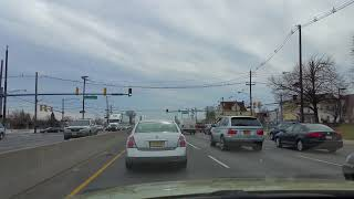 Elizabeth (NJ) United States  city photos gallery : Driving by Elizabeth,New Jersey