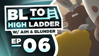 DIGGERSBY THO! BL TO HIGH LADDER #6 by Thunder Blunder 777