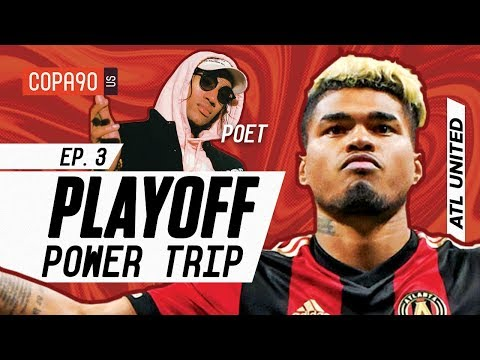 Video: Jeremy Lin, Wings and Trap: How Atlanta United Do MLS Playoffs | COPA90 Playoff Power Trip Ep. 3