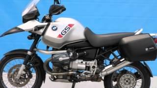 7. BMW R 1150 GS ADVENTURE