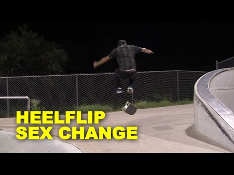 change - Jason Park Doing a Heelflip Sex Change, From the Mind of Jacob Gonzalez. @jason.park @majer_jacob SUBSCRIBE TO MAJER CREW - https://www.youtube.com/user/MajerCrew FACEBOOK ...